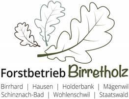 Forstbetrieb Birretholz Logo